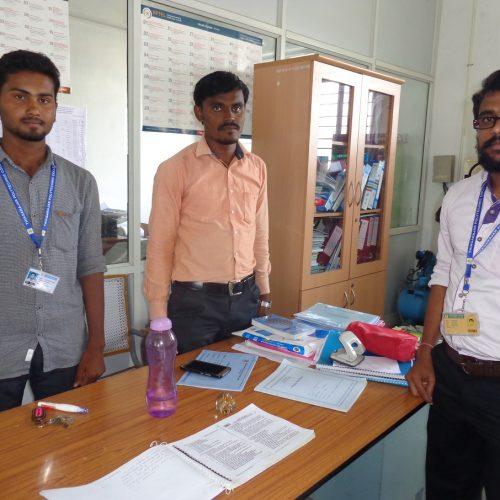 VT 9 - College Visit